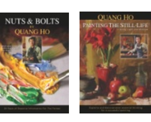 """Painting the Still-life"" & ""Nuts and Bolts""     $230 including shipping and handling"