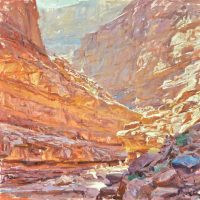 Grand Canyon, 48x48